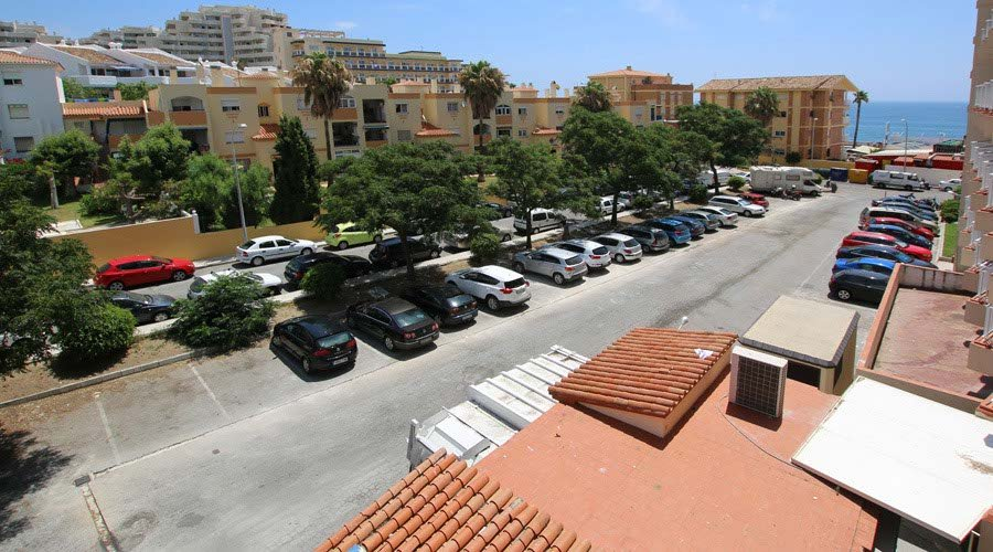 Parking balmoral hotel benalmadena costa