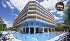 BLACK FRIDAY!  Piramide Salou Hotel - 20% discount