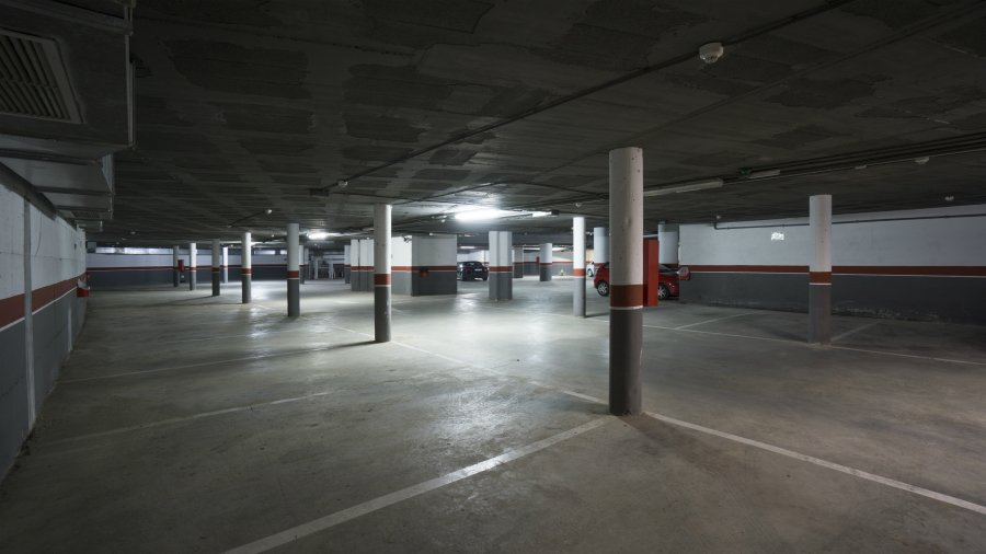 Indoor parking